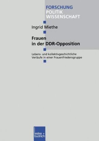 Frauen in Der Ddr-Opposition