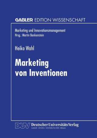 Marketing Von Inventionen