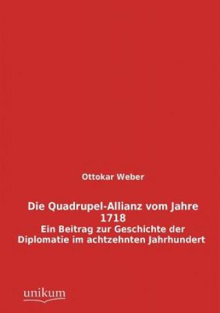 Quadrupel-Allianz Vom Jahre 1718