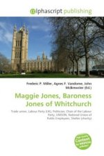 Maggie Jones, Baroness Jones of Whitchurch