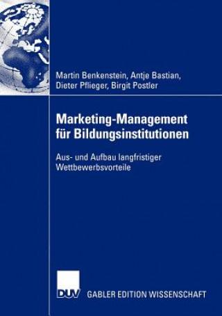 Marketing-Management fur Bildungsinstitutionen