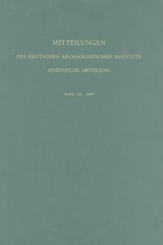 Mitteilungen des Deutschen Archäologischen Instituts, athenische Abteilung. Bd.122