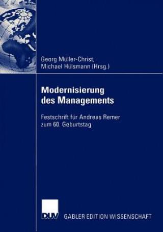 Modernisierung Des Managements