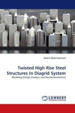 Twisted High Rise Steel Structures In Diagrid System