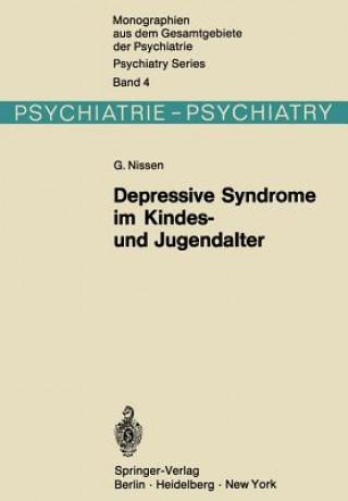 Depressive Syndrome im Kindes- und Jugendalter