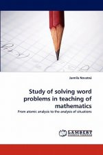 Study of solving word problems in teaching of mathematics