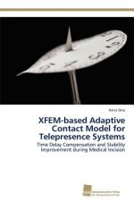 XFEM-based Adaptive Contact Model for Telepresence Systems
