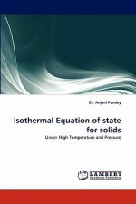 Isothermal Equation of state for solids