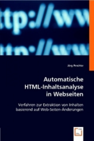 Automatische HTML-Inhaltsanalyse in Webseiten