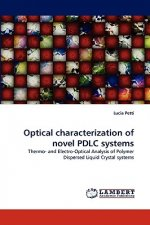 Optical characterization of novel PDLC systems
