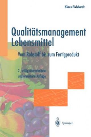 Qualitatsmanagement Lebensmittel