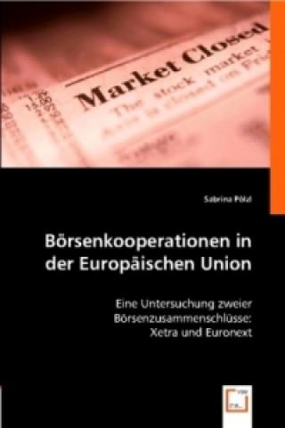 Börsenkooperationen in der Europäischen Union