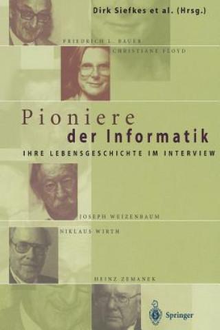 Pioniere Der Informatik