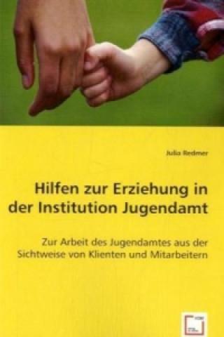 Hilfen zur Erziehung in der Institution Jugendamt