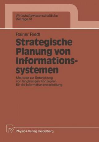 Strategische Planung von Informationssystemen
