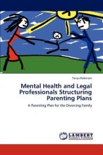 Mental Health and Legal Professionals Structuring Parenting Plans