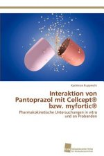 Interaktion von Pantoprazol mit Cellcept® bzw. myfortic®
