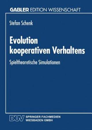 Evolution Kooperativen Verhaltens