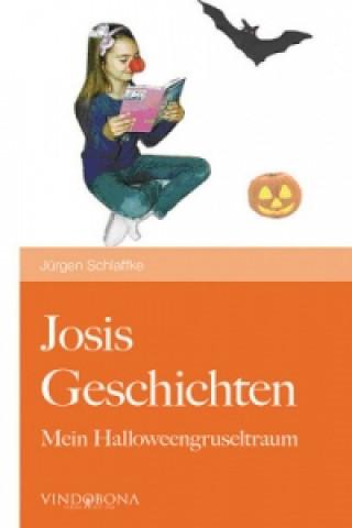 Josis Geschichten - Mein Halloweengruseltraum