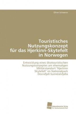 Touristisches Nutzungskonzept Fur Das Hjerkinn-Skytefelt in Norwegen