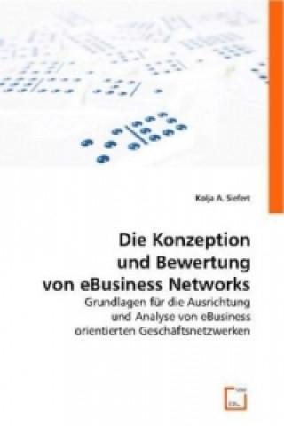 Die Konzeption und Bewertung von eBusiness Networks
