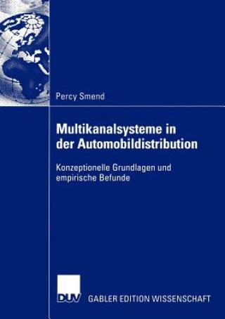 Multikanalsysteme in Der Automobildistribution