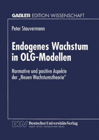 Endogenes Wachstum in Olg-Modellen