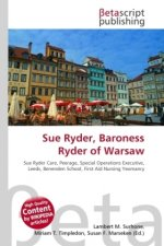 Sue Ryder, Baroness Ryder of Warsaw