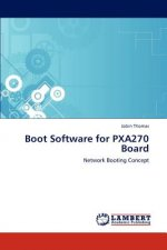 Boot Software for PXA270 Board