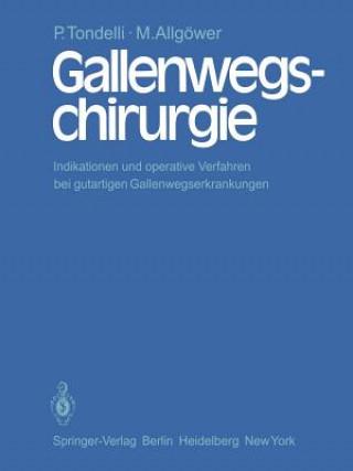 Gallenwegschirurgie