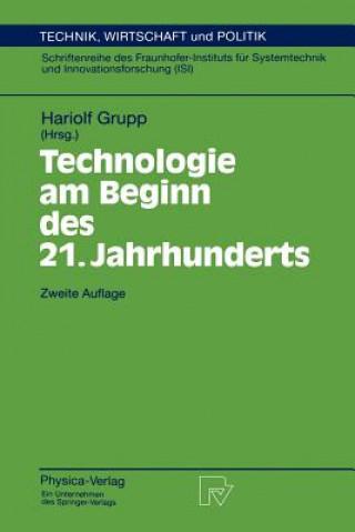 Technologie am Beginn Des 21. Jahrhunderts