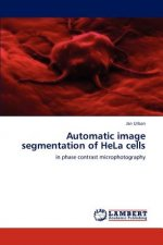 Automatic image segmentation of HeLa cells
