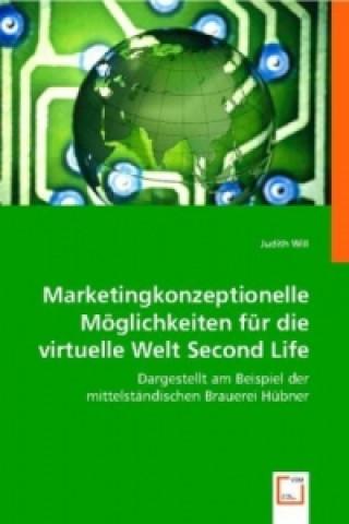 Marketingkonzeptionelle Möglichkeiten für die virtuelle Welt Second Life