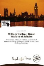 William Wallace, Baron Wallace of Saltaire