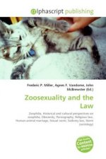 Zoosexuality and the Law