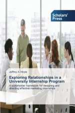 Exploring Relationships in a University Internship Program