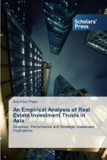 Empirical Analysis of Real Estate Investment Trusts in Asia