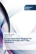 A Test Generation Strategy For Variable-Strength and T-way Interaction
