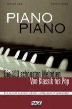 Piano Piano, mittelschwer arrangiert. Bd.1