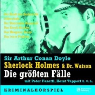 Sherlock Holmes & Dr. Watson, Die größten Fälle