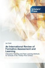 International Review of Formative Assessment and Learning