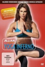 Jillian Michaels - Yoga Inferno, 1 DVD
