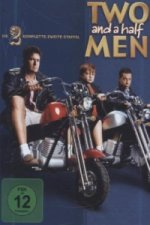 Two and a half men, 4 DVDs. Staffel.2