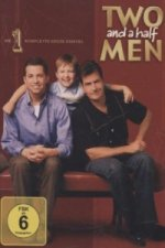 Two and a half men, 4 DVDs. Staffel.1