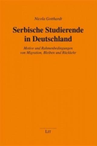 Serbische Studierende in Deutschland