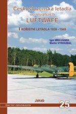 Československá letadla ve službách Luftwaffe