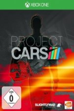 Project CARS, XBox One-Blu-ray Disc