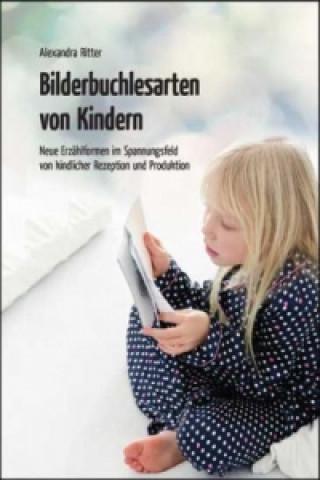 Bilderbuchlesarten von Kindern