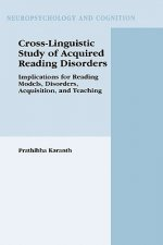 Cross-Linguistic Study of Acquired Reading Disorders
