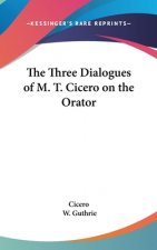 Three Dialogues of M. T. Cicero on the Orator